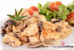 fettine di pollo al latte grigliate