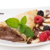 crepes dolci: ricetta base e 5 golose farciture